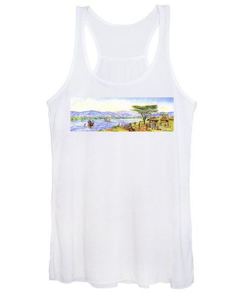Water Village Women's Tank Top