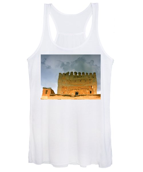 Women's Tank Top featuring the photograph Watery Alhambra by Rick Locke
