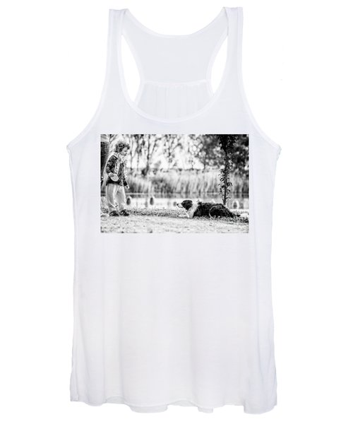 We Live As We Dream Women's Tank Top