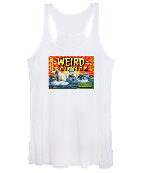 Weird Science Women's Tank Top