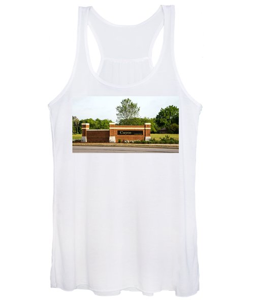 Welcome To Cayce Women's Tank Top