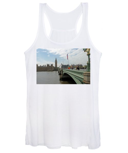 Westminster Bridge Women's Tank Top