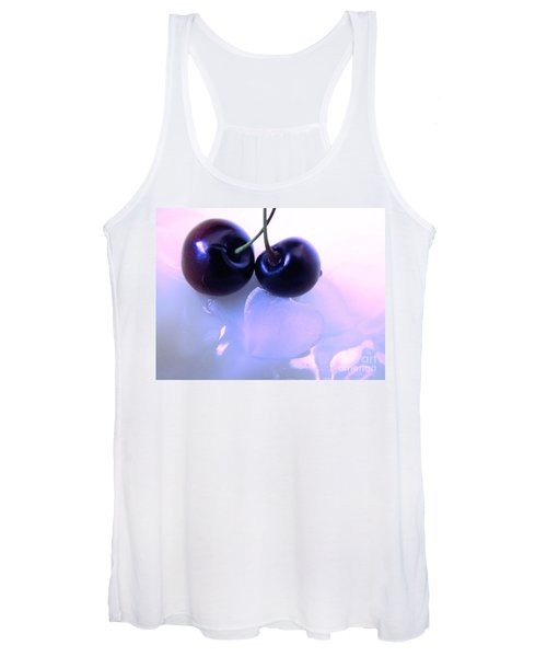 When Two Hearts Become One Women's Tank Top