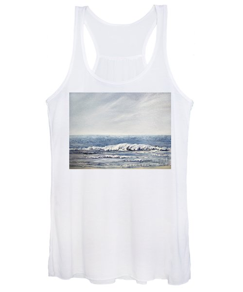 Where I Want To Be Women's Tank Top