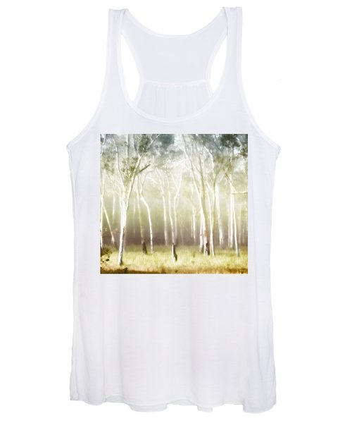 Whisper The Trees Women's Tank Top