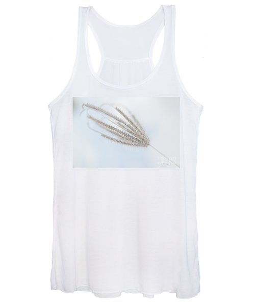 Whispering Weed Women's Tank Top
