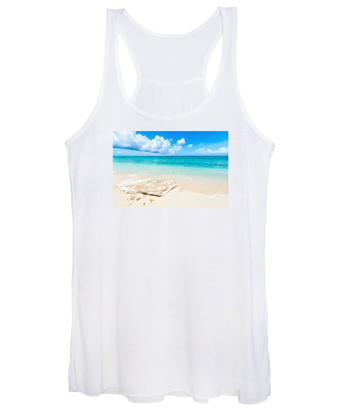 White Sand Women's Tank Top