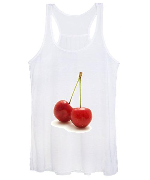 Wild Cherry Women's Tank Top