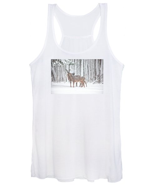 Winters Love Women's Tank Top