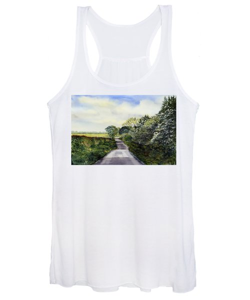 Woldgate - Late Spring Women's Tank Top