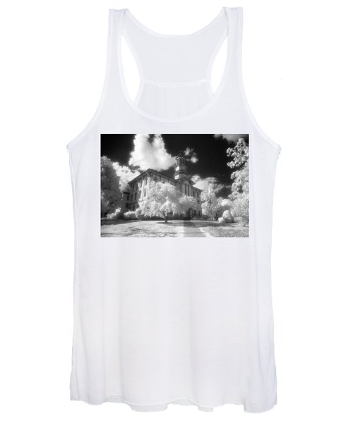 Wyoming County Courthouse Women's Tank Top