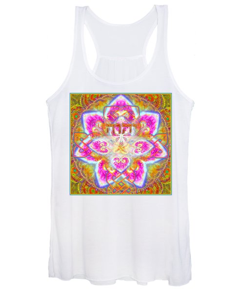 Yhwh 3 14 2014 Women's Tank Top
