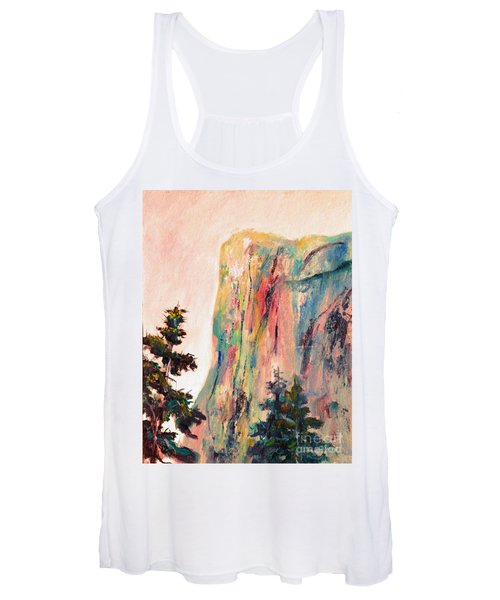 Yosemite El Capitan Women's Tank Top