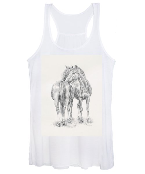 You Scratch My Back I'll Scratch Yours Women's Tank Top