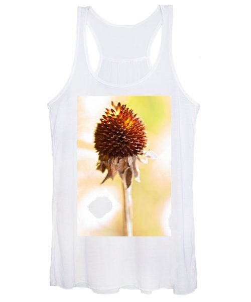 Black-eyed Susan After The Winter Women's Tank Top