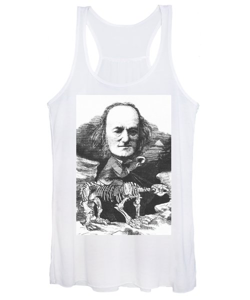 Richard Owen, English Paleontologist Women's Tank Top
