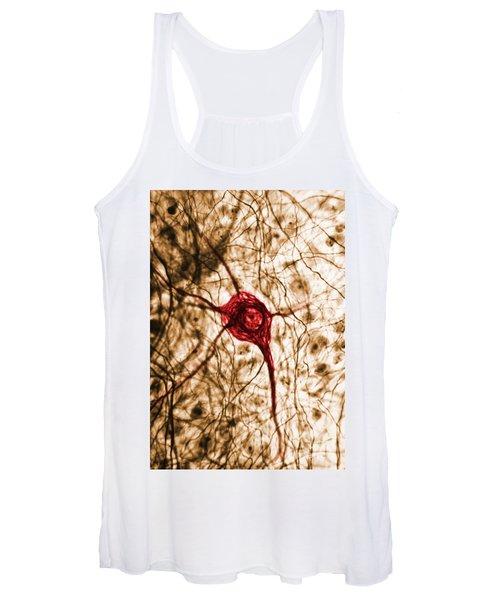 Neuron, Tem Women's Tank Top