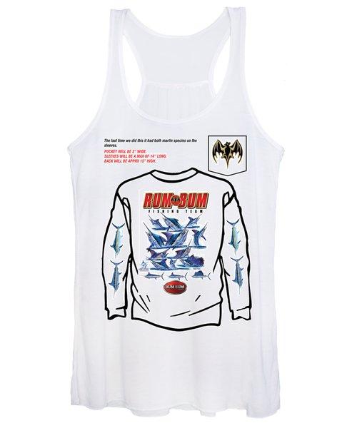Custom T Shirts Women's Tank Top