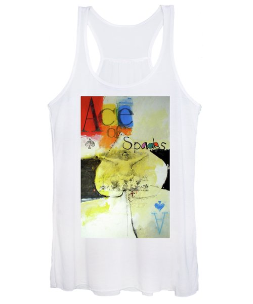 Ace Of Spades 25-52 Women's Tank Top