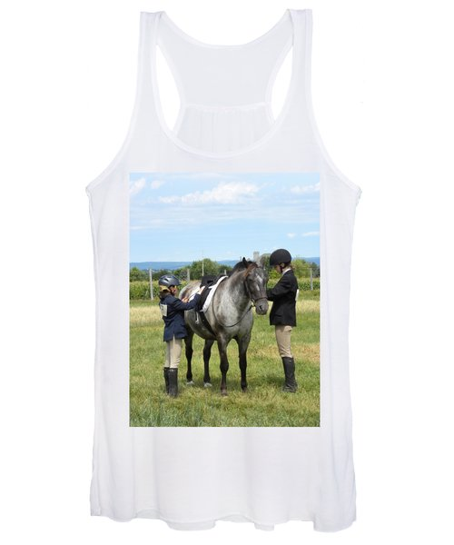 Adjustment To Be Made Women's Tank Top