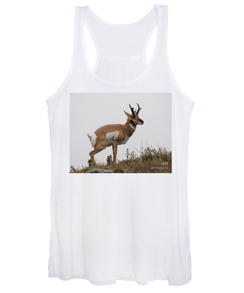 Antelope Critiques Photography Women's Tank Top