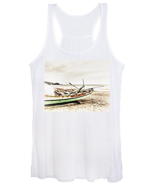 Banca Boat Women's Tank Top