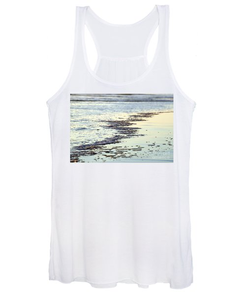 Beach Water Women's Tank Top
