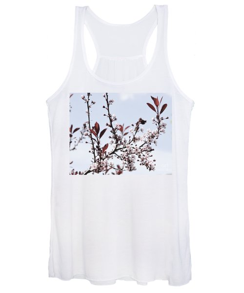 Blossoms In Time Women's Tank Top