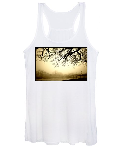 Castle In The Fog Women's Tank Top