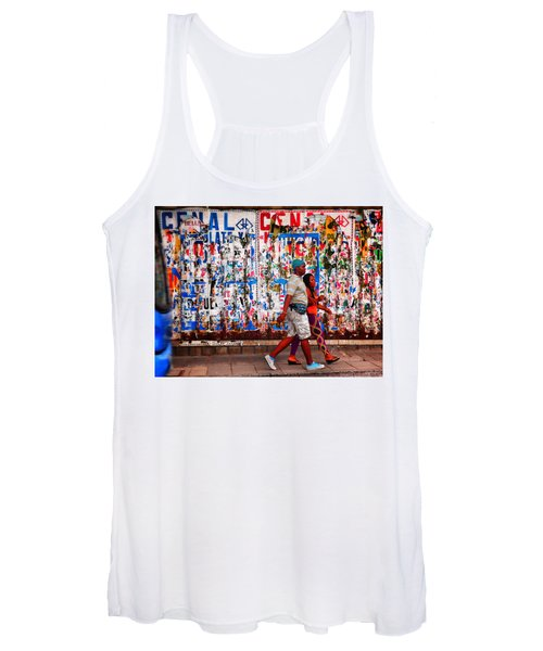 Cenal Truckin' Women's Tank Top