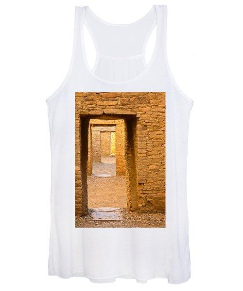Doorway Chaco Canyon Women's Tank Top