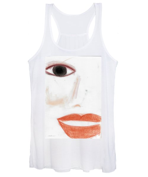 Face Women's Tank Top