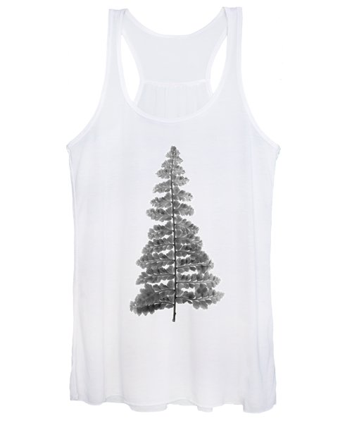 Fern Leaf Women's Tank Top