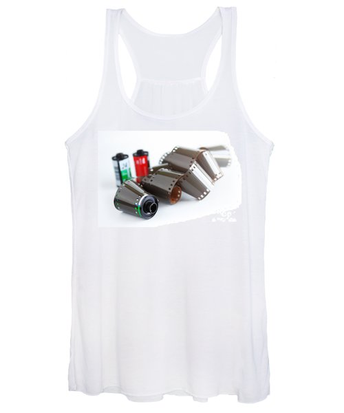 Film And Canisters Women's Tank Top