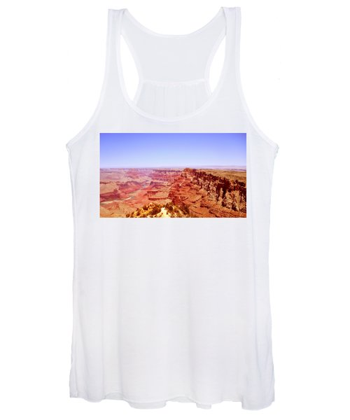 horizon in Grand Canyon Women's Tank Top