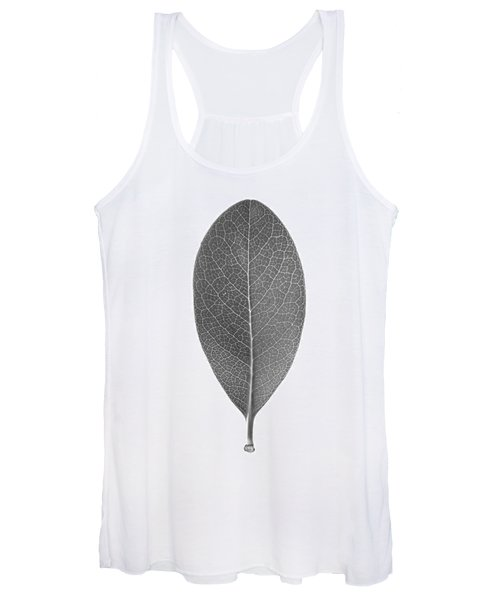 Indian Hawthorn Leaf Women's Tank Top