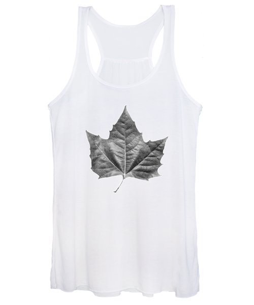 Maple Leaf Women's Tank Top