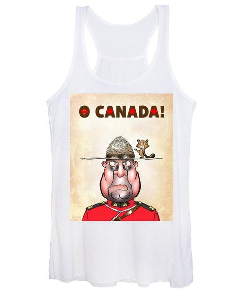 O Canada Women's Tank Top
