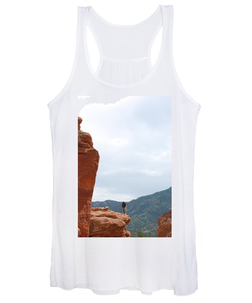 Only A Photographer Would Do.. Women's Tank Top