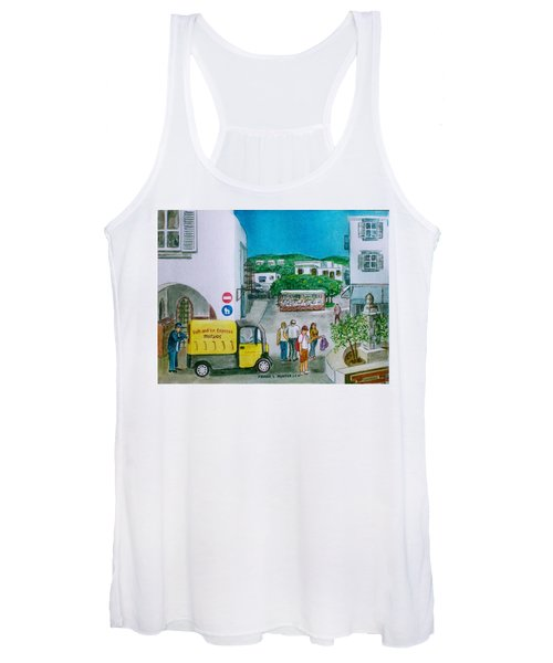 Patmos Fish Monger Women's Tank Top
