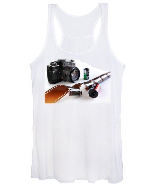 Photography Gear Women's Tank Top