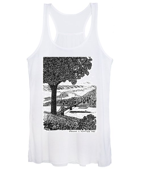 Portsmouth Ohio From A Kentucky Hill Women's Tank Top