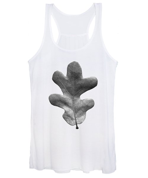 Post Oak Leaf Women's Tank Top
