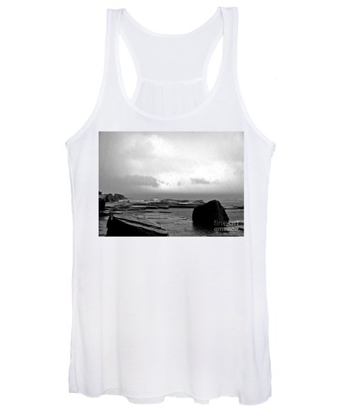 Rain And Storm Women's Tank Top