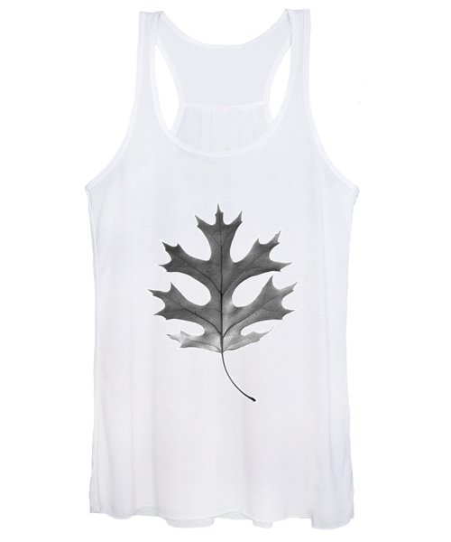 Red Oak Leaf Women's Tank Top