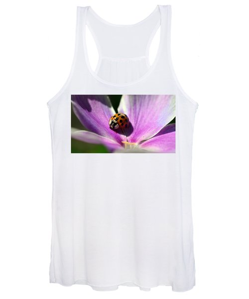 Spotted Lady Women's Tank Top