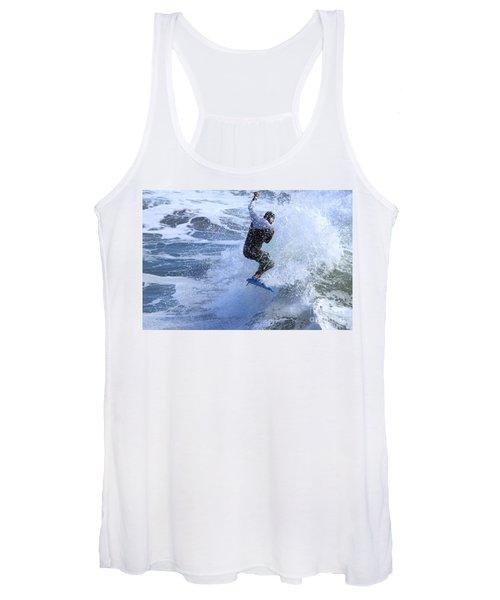Surfer Women's Tank Top