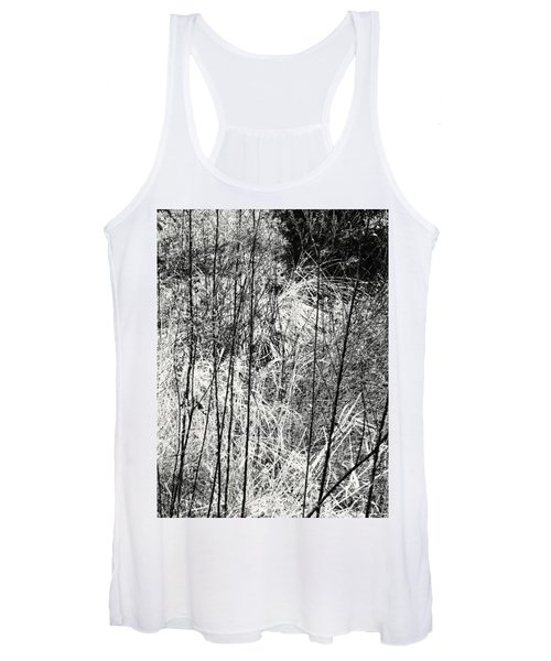 Tangled Weeds 2 Women's Tank Top