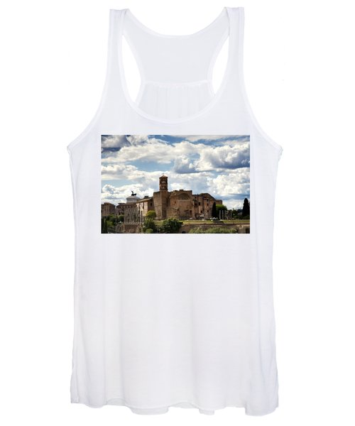 Temple Of Venus And Roma Women's Tank Top