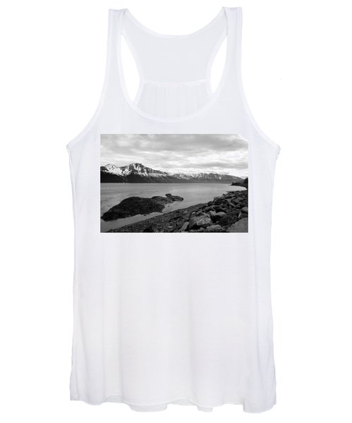 Turnagain Arm Alaska Women's Tank Top